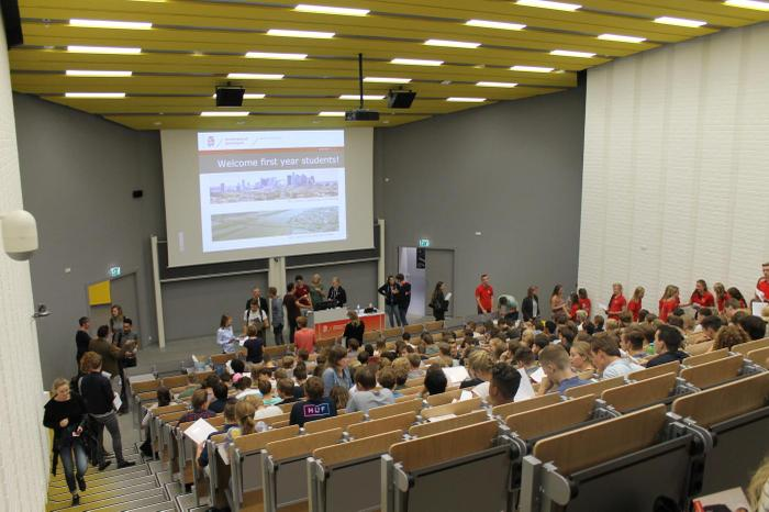 Introduction Day First-year students