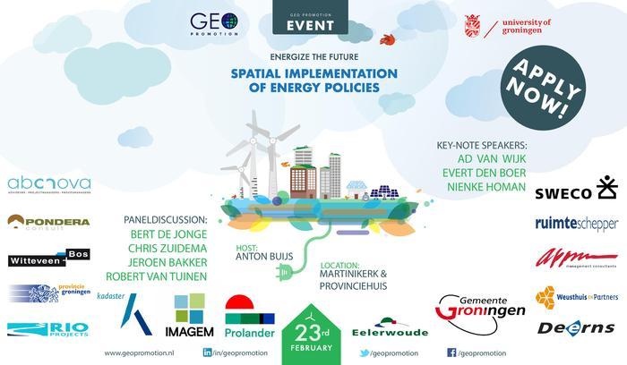 Geo Promotion Event