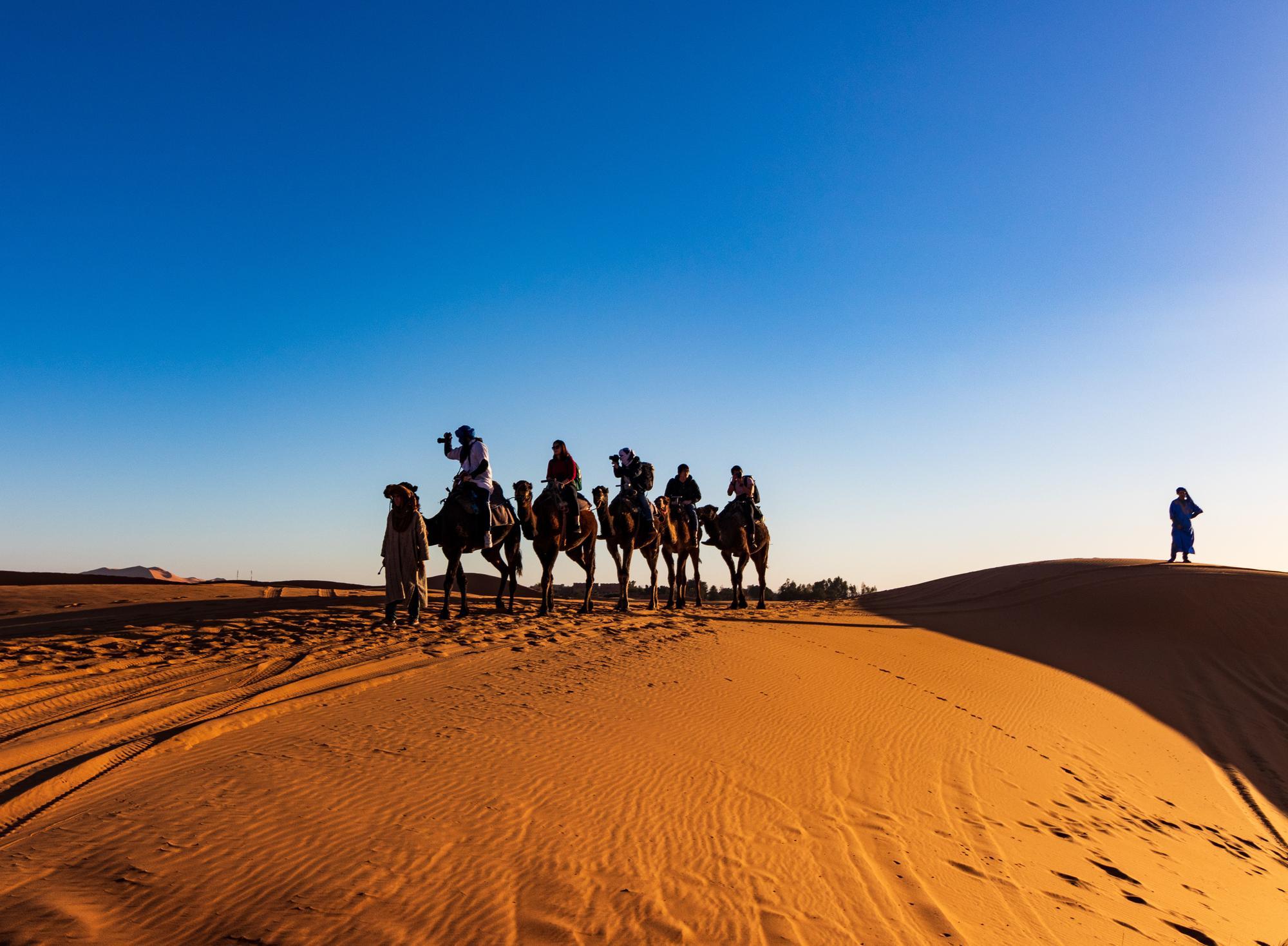 Foreign Excursion Morocco