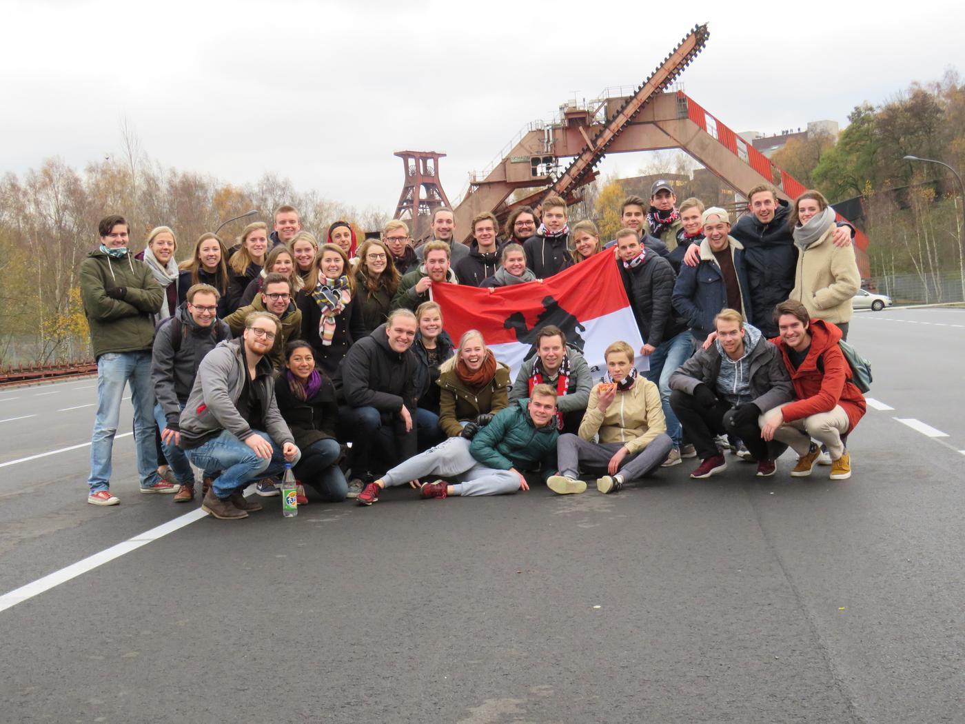 Short Foreign Excursion Frankfurt