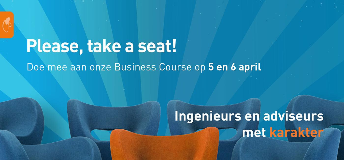Apply now for the Antea Group Business Course!