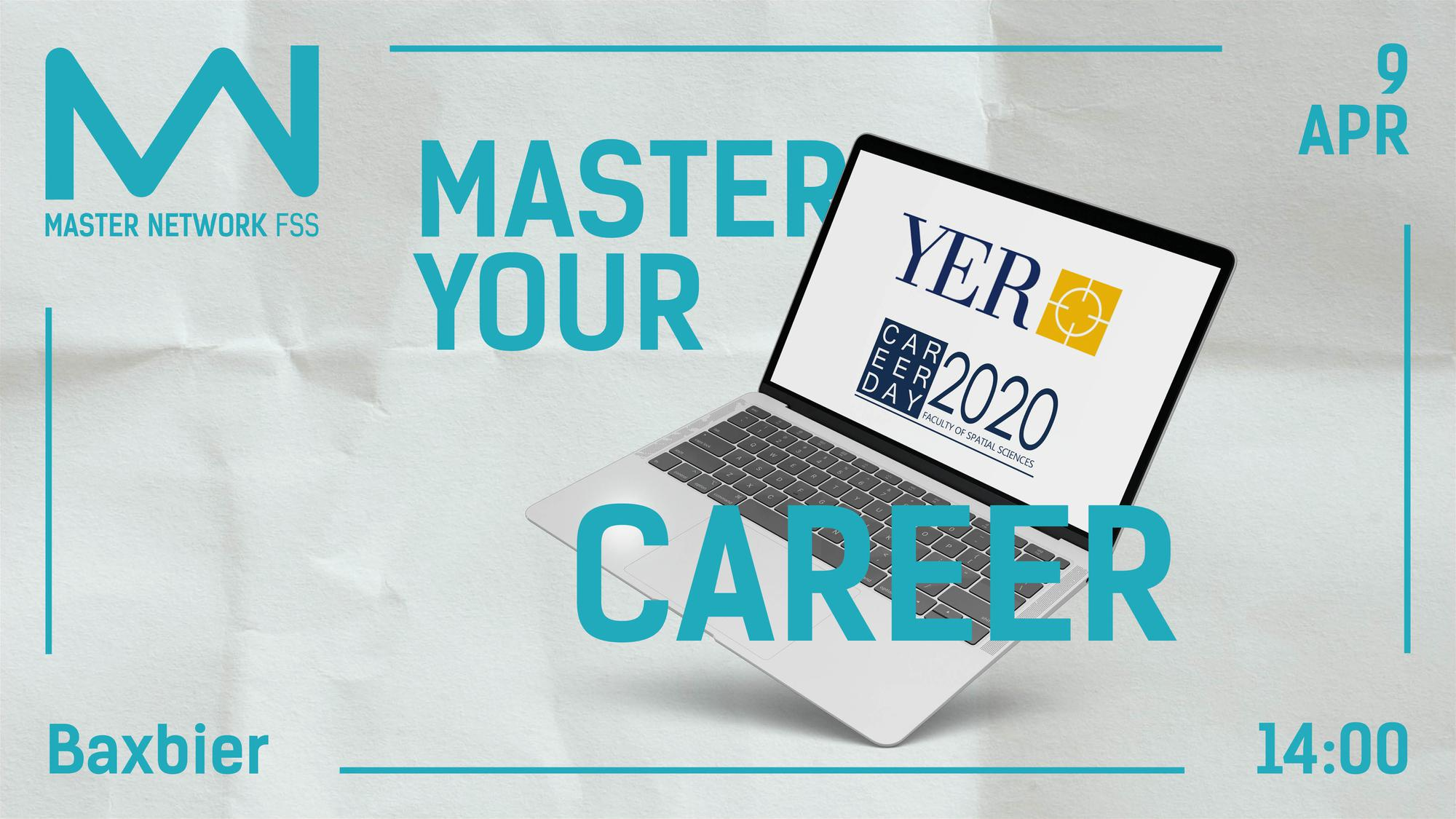 CANCELED: Master your Career